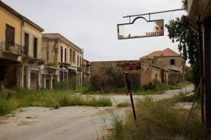 Varosha: ghost city of Cyprus