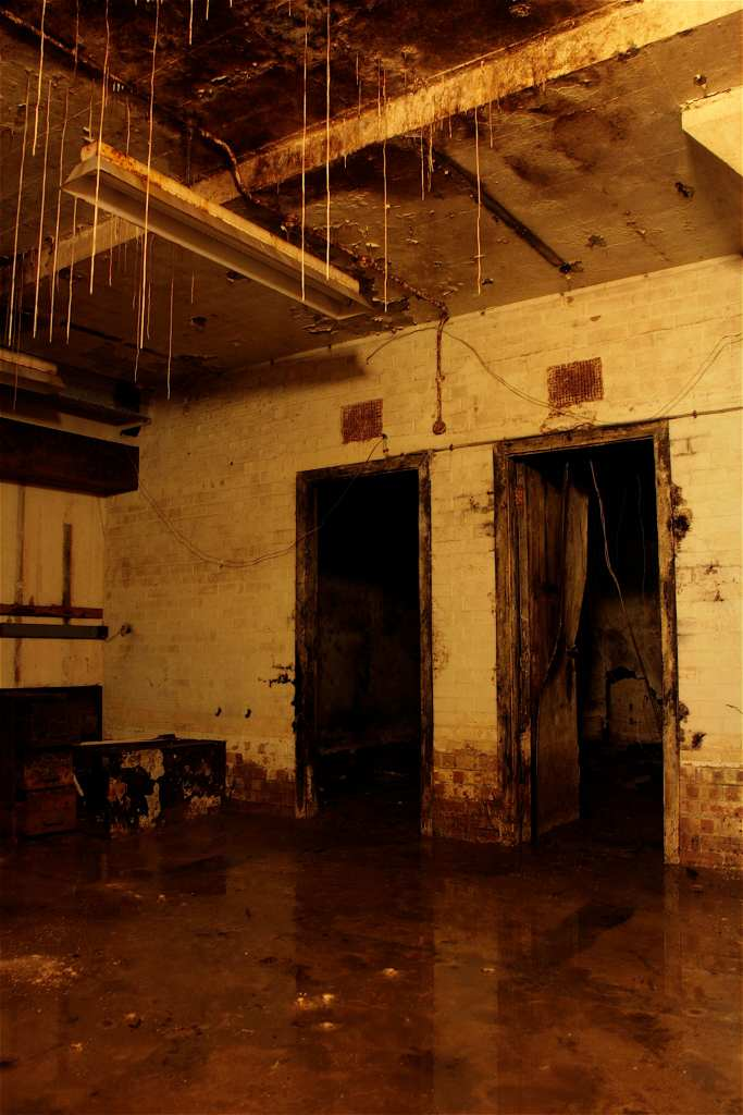 Paddock: the first Cabinet war rooms under Dollis Hill, London