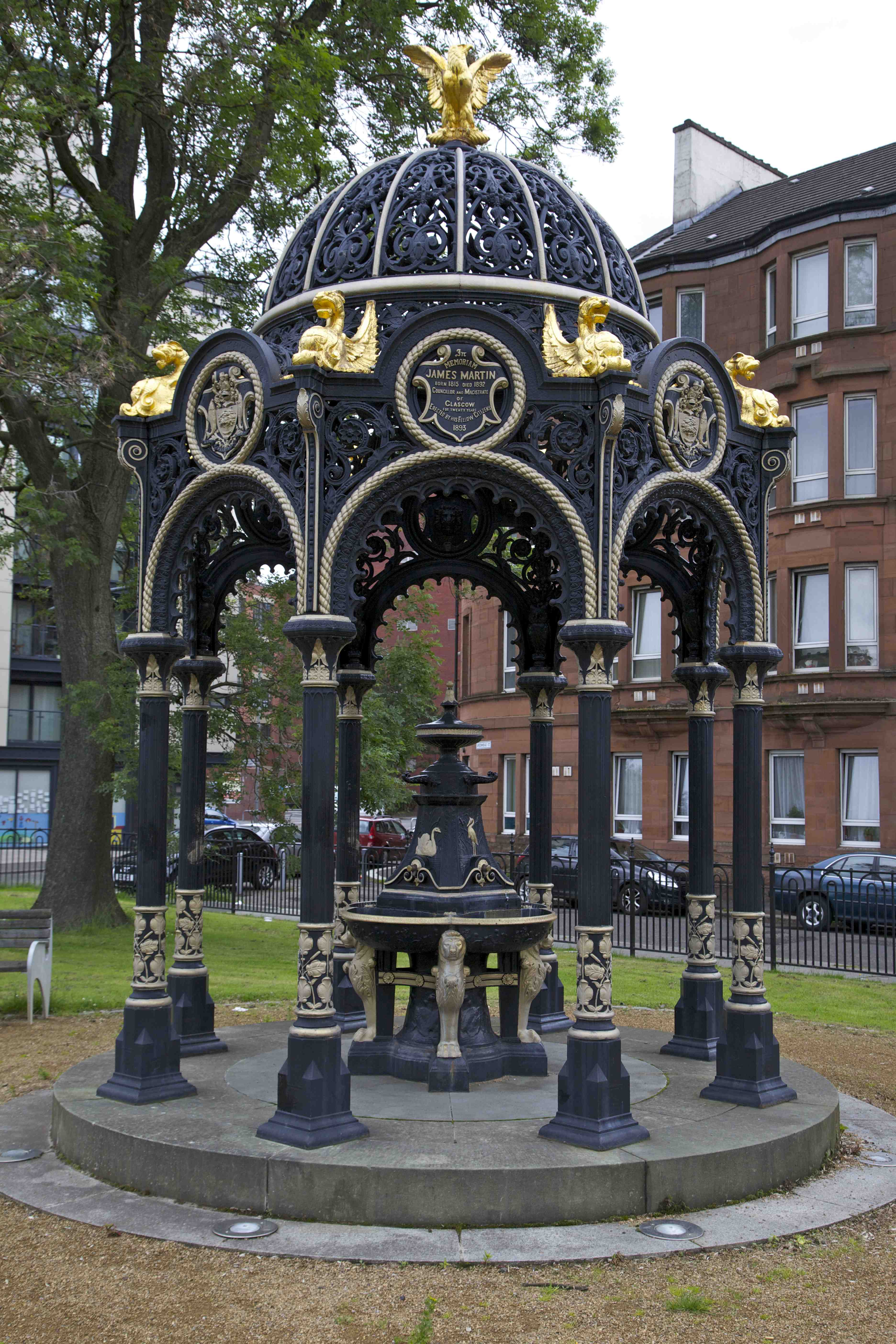 Study day on decorative iron and victorian architecture for Arquitectura victoriana