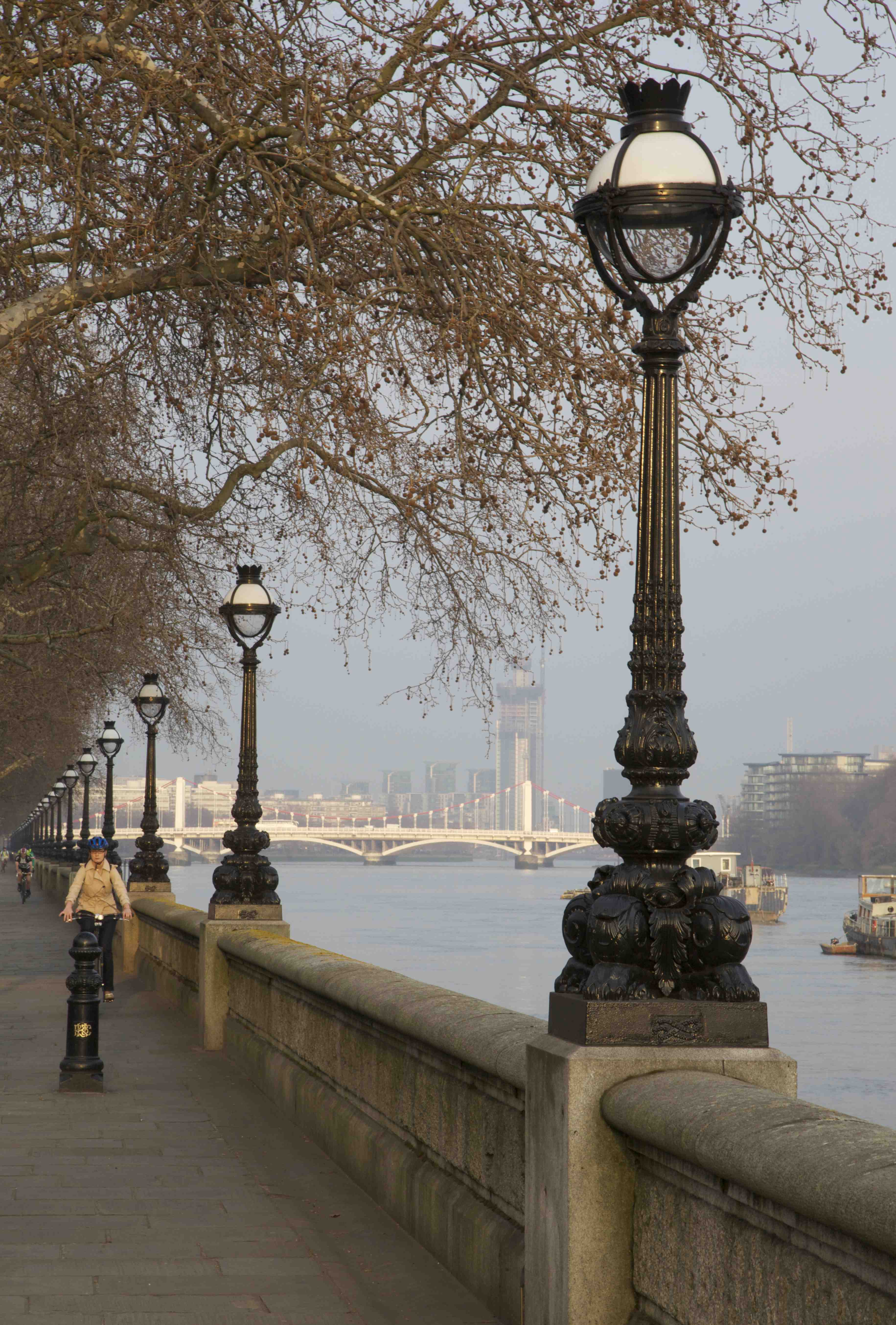 Representing the nation: the Thames Embankment lamps – Paul ...