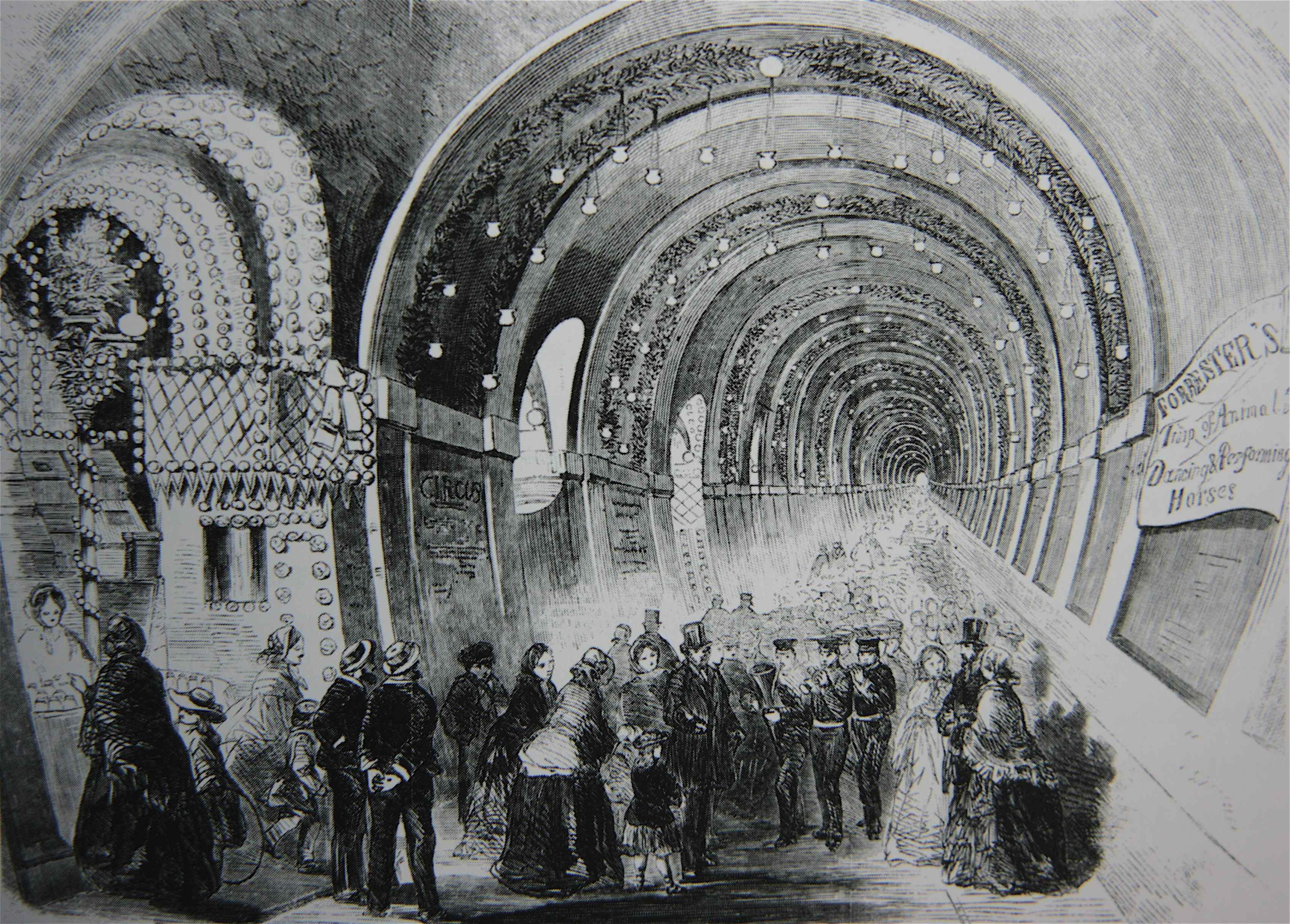 history underground: