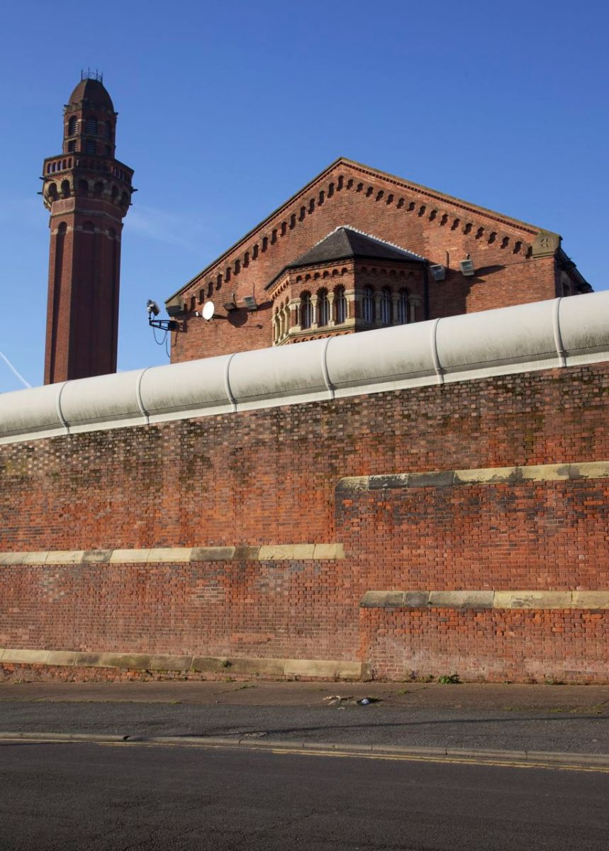 1. Strangeways Prison from the east side