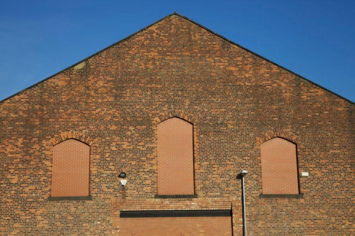 4. Bricked-up factory in Ardwick