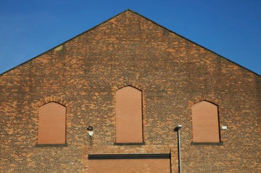4. Bricked-up factory in Ardwick