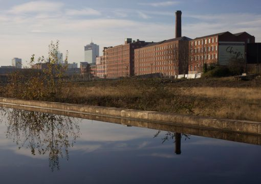 9. The early 19th-century mills of old Ancoats