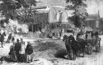 2. The Brompton Boilers as depicted in the Illustrated London News, 1857.
