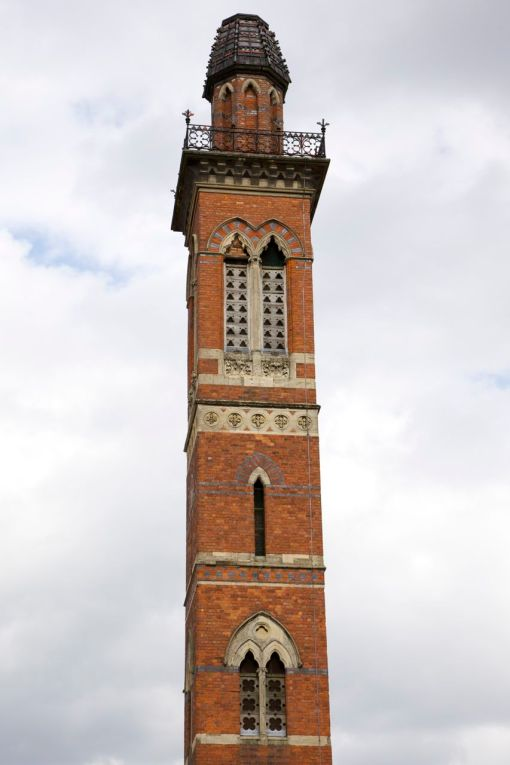 4. Chimney of the Edgbaston waterworks, c.1870
