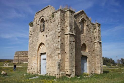 Remains of the Armenian church, Famagusta