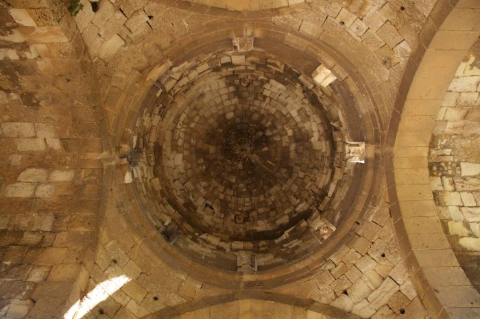 6. Dome of the church of Ayios Nicolas