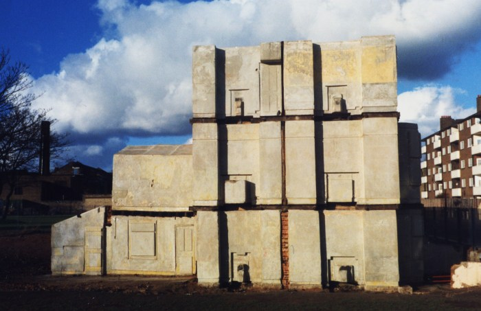 Rachel Whiteread, 'House' (1993)
