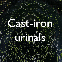 28 Cast iron urinals copy