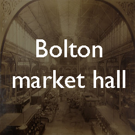 Market hall, 1852-55, Bolton
