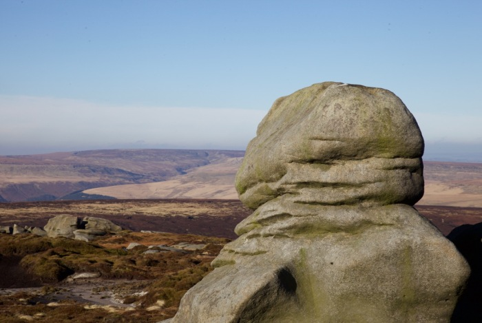 Barrow Stones on the plateau
